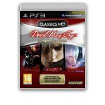 DEVIL MAY CRY HD COLLECTION (PS3)