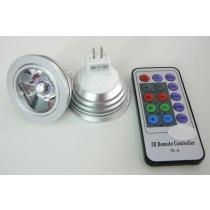 OEM LED RGB žárovka MR16