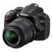 Nikon D3200 + 18-55 mm VR + 55-300 mm VR