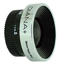 Lomography Diana+ 38mm Super Wide A.Lens
