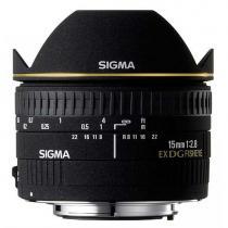 Sigma 15mm f/2.8 EX pro Canon