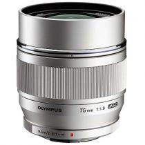 Olympus M 75mm f/1,8 ED