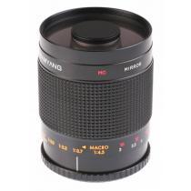 Samyang 500mm f/8,0 Mirror Pentax