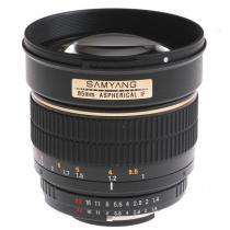 Samyang 85mm f/1,4 Canon