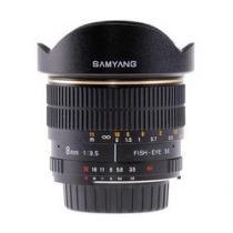 Samyang 8mm f/3,5 Canon