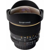 Samyang 8mm f/3,5 Sony