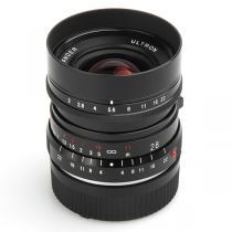 Voigtlander Ultron 28mm f/2,0 SL pro M-bajonet