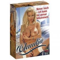 Claudia - nafukovací panna