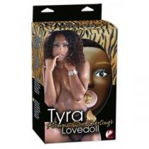 Tyra - nafukovací panna