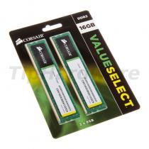 Corsair Value 16GB (2x8GB) DDR3 1333 CL9 (CMV16GX3M2A1333C9)