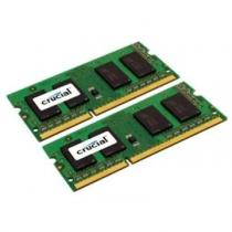 CRUCIAL 4GB (2x2GB) DDR3 1600 SO-DIMM CL11 (CT2KIT25664BF160B )