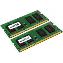 CRUCIAL Mac Compatible 8GB (2x4GB) DDR3 1333 SO-DIMM CL9 (CT2C4G3S1339MCEU)
