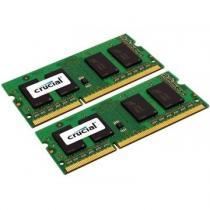 CRUCIAL Mac Compatible 8GB (2x4GB) DDR3 1333 SO-DIMM CL9 (CT2C4G3S1339MCEU)