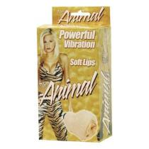 Viamax Vibrační vagína - Animal