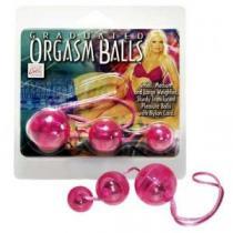 California Exotic Novelties Orgasm balls