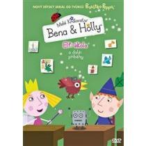 Malé království Bena & Holly: Elfí škola DVD