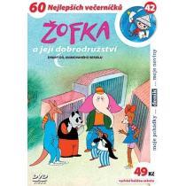 Žofka a její dobrodružství 2 DVD