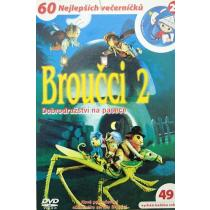 Broučci 2 DVD