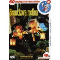 Broučkova rodina DVD
