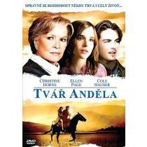 Tvář Anděla DVD
