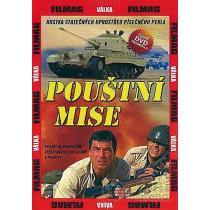 Pouštní mise DVD