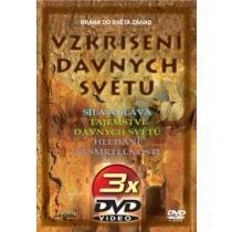 Vzkříšení dávných světů - 3x DVD DVD