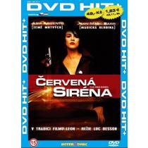 Červená siréna DVD