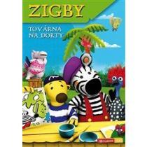 Zigby: Továrna na dorty DVD