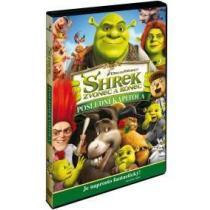 Shrek: Zvonec a konec DVD