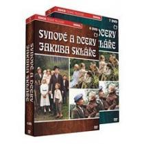Synové a dcery Jakuba Skláře - 13xDVD DVD