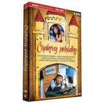 Čapkovy pohádky - 5x DVD DVD
