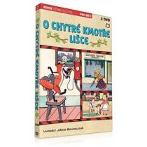 O chytré kmotře lišce - 2x DVD DVD
