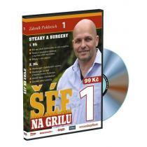 Šéf na grilu 1 DVD