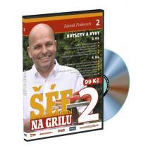 Šéf na grilu 2 DVD