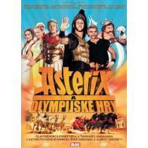 Asterix a Olympijské hry DVD