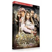 Saxana a lexikon kouzel DVD