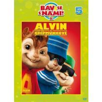 Alvin a Chipmunkové DVD