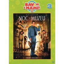 Noc v muzeu DVD