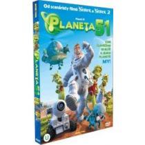 Planeta 51 DVD