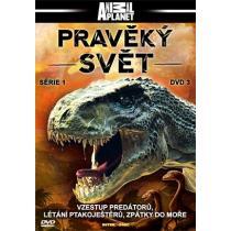 Pravěký svět série 1 dvd 3 DVD