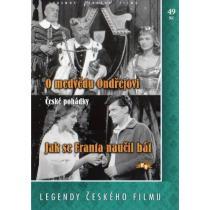 O medvědu Ondřejovi + Jak se Frantanaučilbát DVD