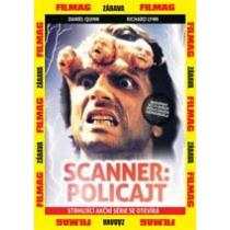 Scanner: Policajt DVD