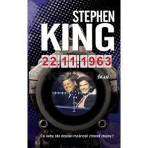 Stephen King: 22. 11. 1963