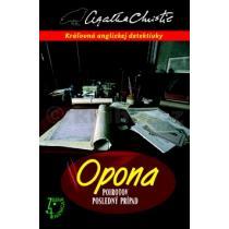 Agatha Christie: Opona