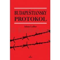 Adam Lebor: Budapeštiansky protokol