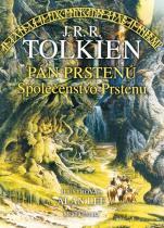 J.R.R. Tolkien: Pán prstenu I Společenstvo prstenu ilustrovaná