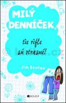 Jim Benton: Milý denníček, tie rifle sú otrasné!