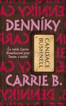 Candace Bushnell: Denníky Carrie B.