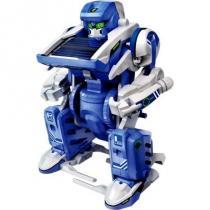 Solární robot 3v1