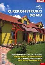 Vše o rekonstrukci domu